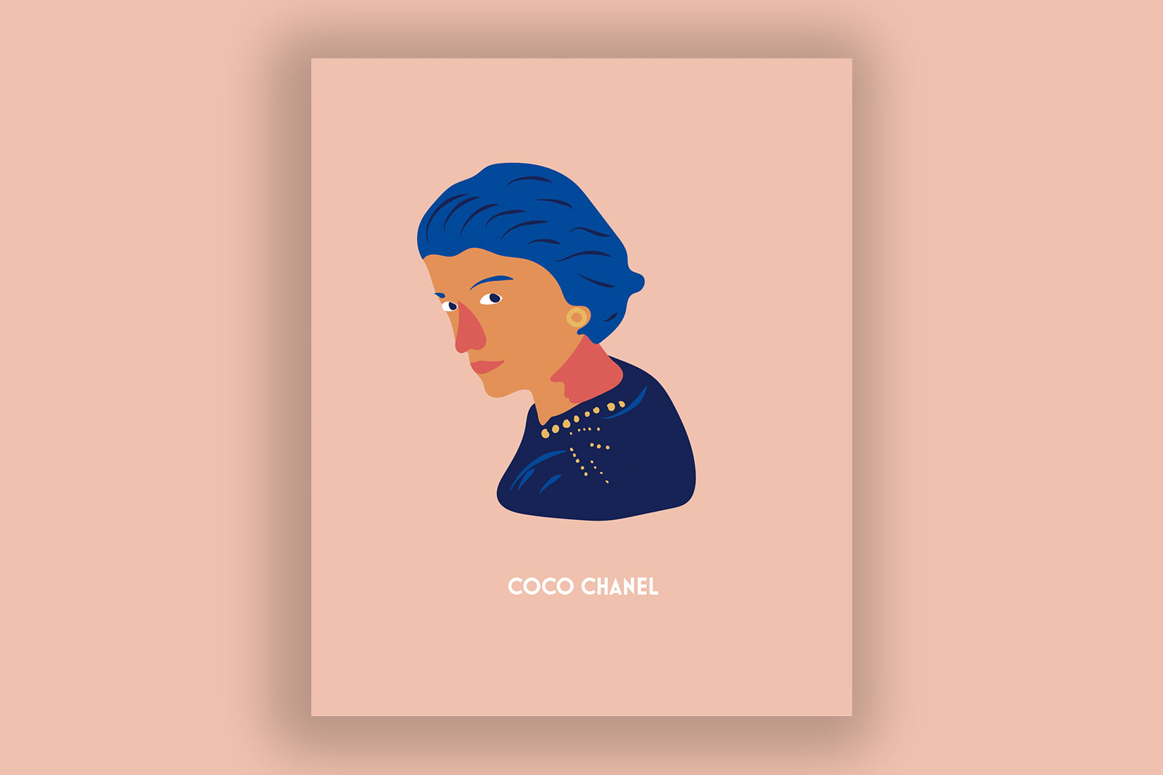 mujeres influyentes - Coco Chanel